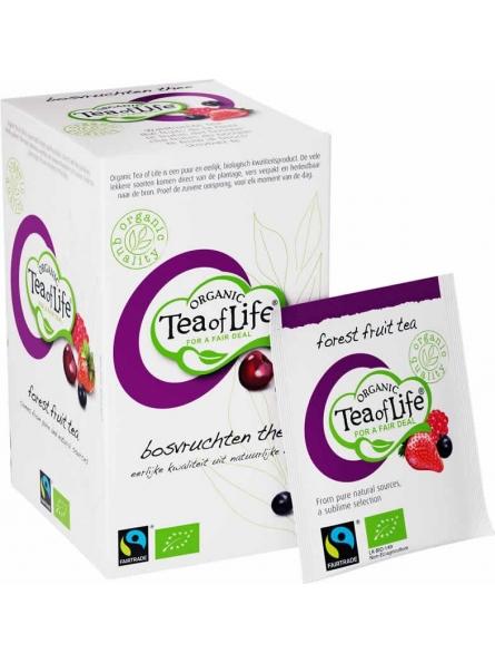 Ceai bio de fructe de...