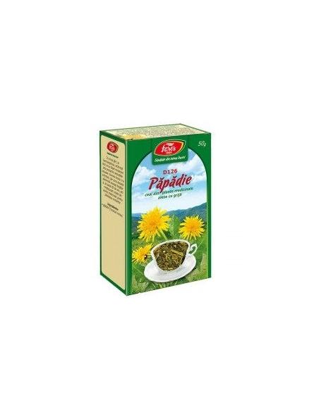 Ceai de frunze de papadie...