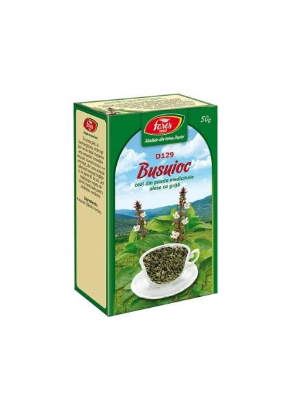 Ceai de iarba de busuioc...