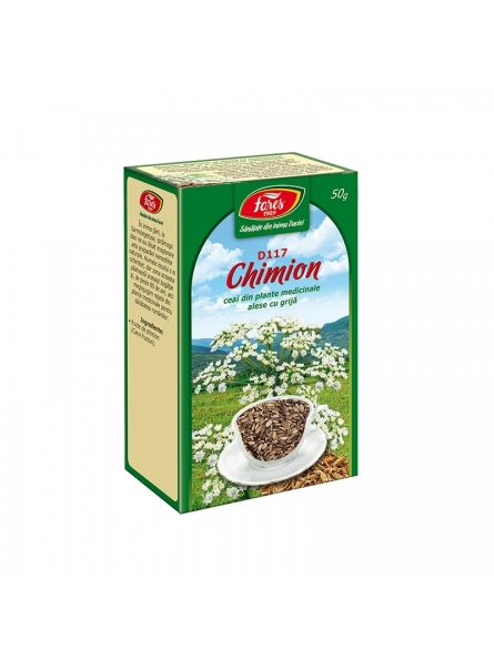 Ceai de fructe de chimion...