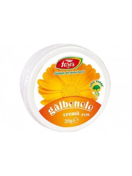 Crema de galbenele P116 20g...