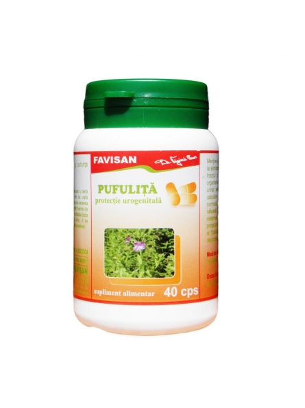 FAVISAN PUFULITA 40CPS