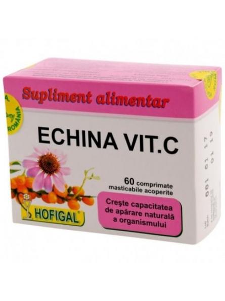 HOFIGAL ECHINA VIT. C 60CPR