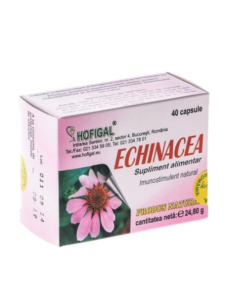 HOFIGAL ECHINACEEA 40CPS