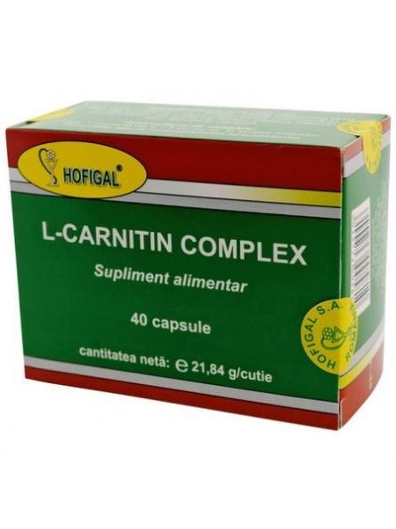HOFIGAL L CARNITIN COMPLEX...