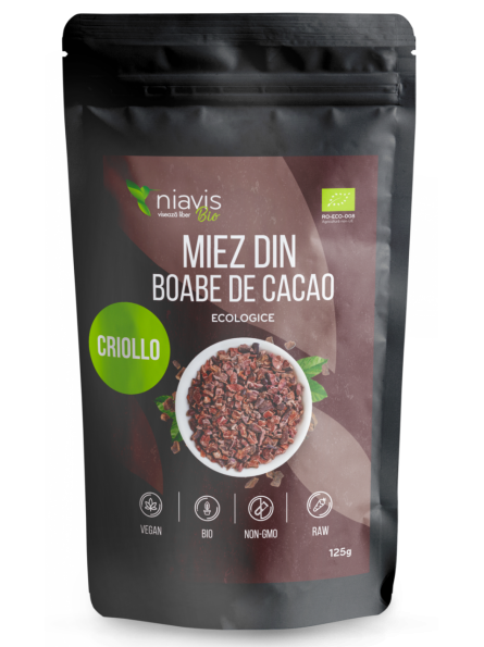 NIAVIS MIEZ BOABE CACAO...
