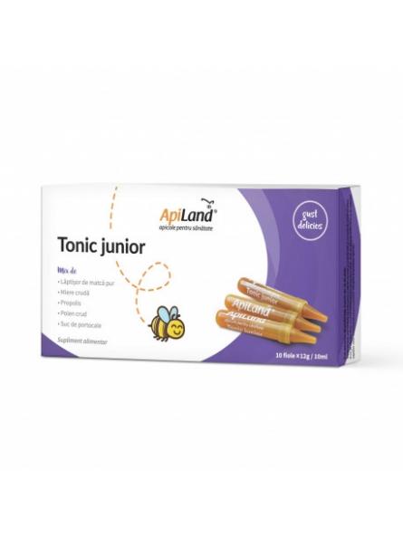 Tonic junior 10 fiole Apiland