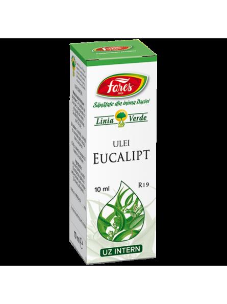 FARES ULEI EUCALIPT 10 ML