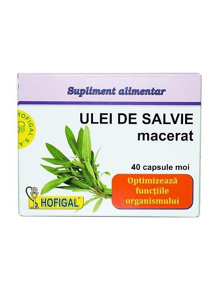 HOFIGAL ULEI SALVIE 40CPS