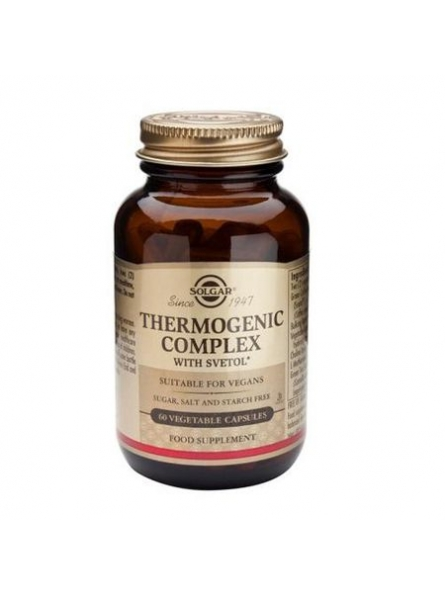 SOLGAR THERMOGENIC COMPLEX...
