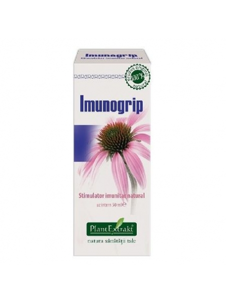 Imunogrip 50ml PlantExtrakt