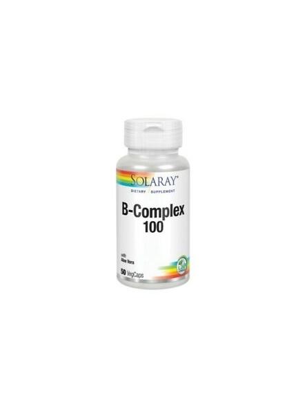 SECOM B-COMPLEX 100MG 50CPS
