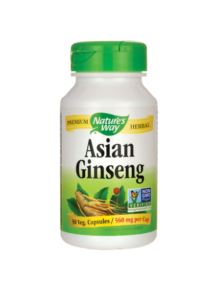 SECOM KOREAN GINSENG 50CPS