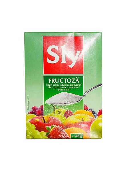 SLY DIET FRUCTOZA 400G