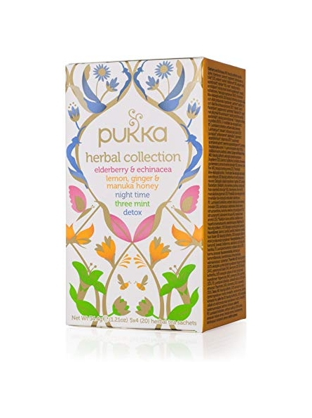 PUKKA BIO CEAI HERBAL...