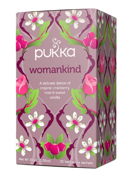 Ceai bio Womankind 20...