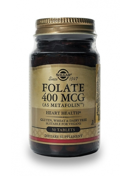 SOLGAR FOLATE (AS...