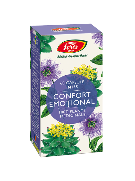 FARES CONFORT EMOTIONAL 60 CPS