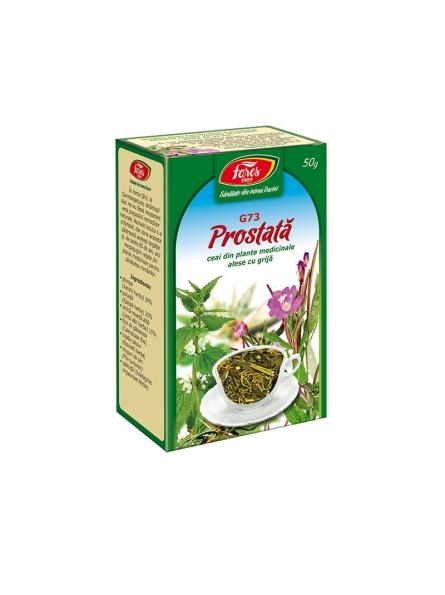 Ceai prostata, G73, 50g Fares