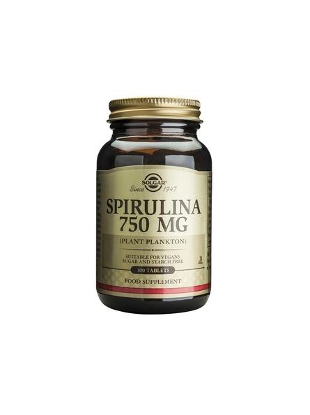 SOLGAR SPIRULINA 750 mg...