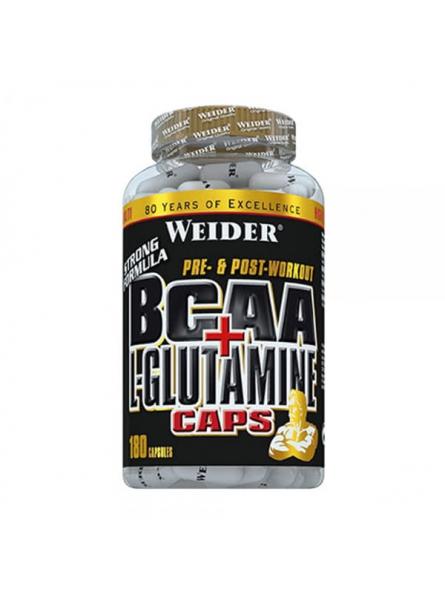 WEIDER BCAA L-GLUTAMINE...