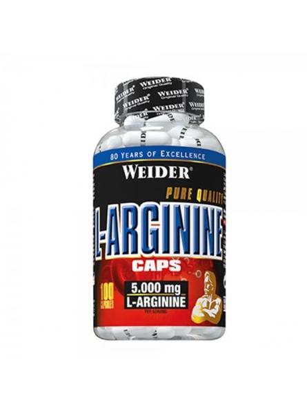WEIDER L-ARGININE CAPS 100...