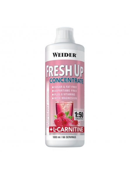 WEIDER FRESH UP CONCENTRATE...