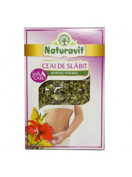 NATURAVIT CEAI SLABIT 50 GR