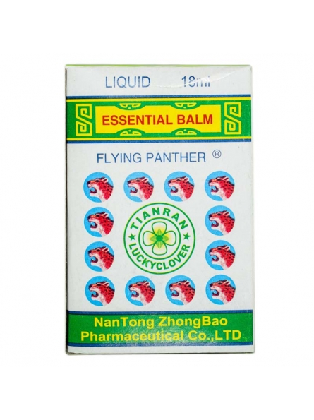 Balsam lichid 18ml China