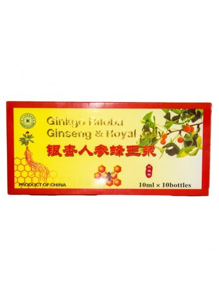 Ginkgo Biloba, Ginseng si...