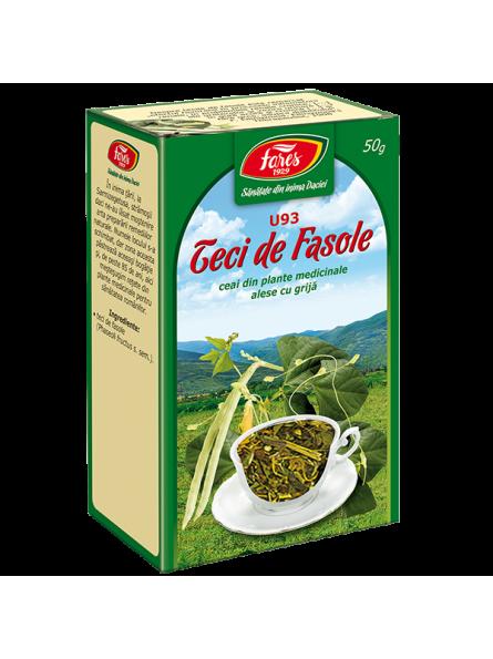 Ceai de teci de fasole 50g...