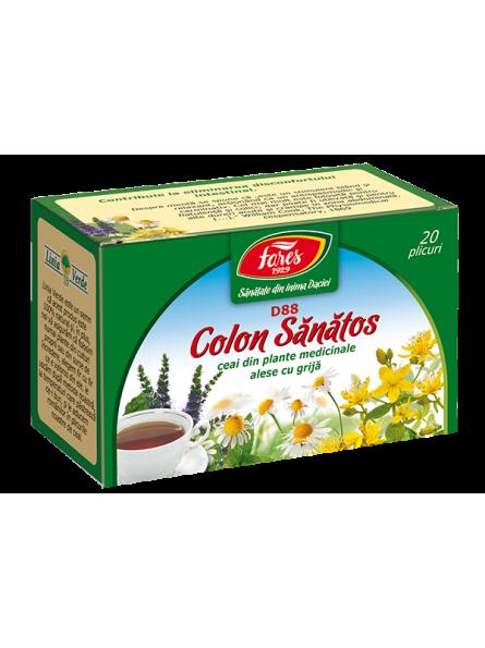 Ceai colon sanatos D88 20...