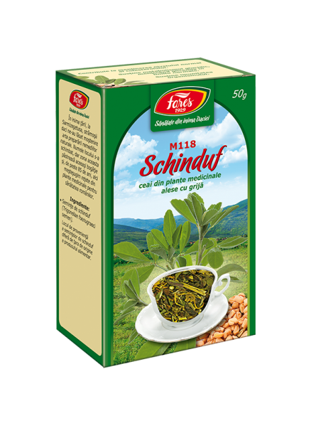 Ceai de schinduf M118 50g...