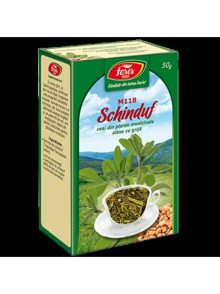 Ceai schinduf, M118, 50g Fares