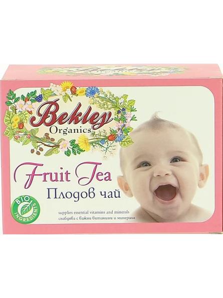 Ceai fructe bio baby 20...