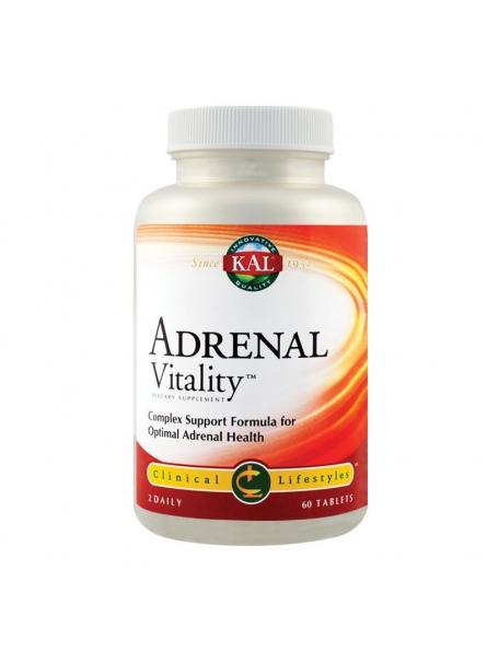 Adrenal Vitality 60 tablete...