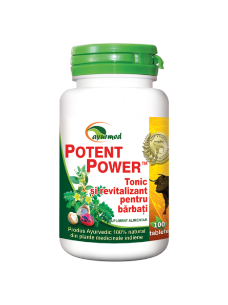 Potent Power tonic si...