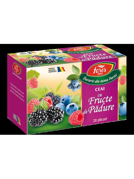 Ceai cu fructe de padure 20...