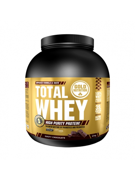 Pudra proteica Total Whey...