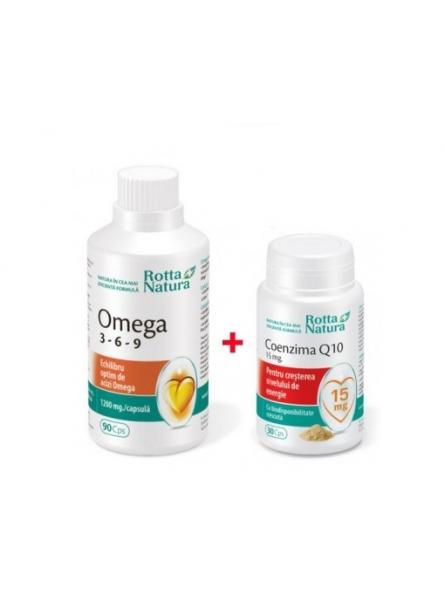 Omega 3-6-9 90 capsule +...