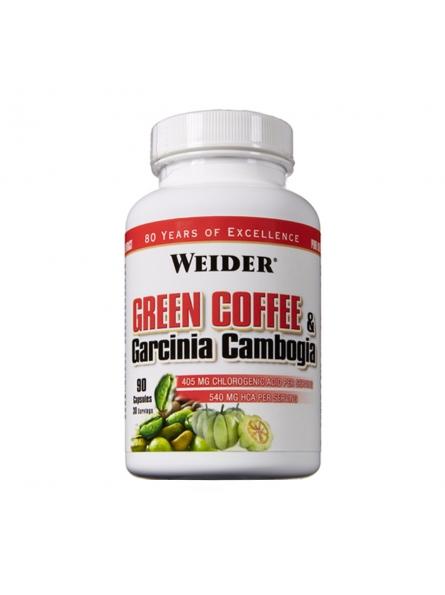 Green Coffee + Garcinia...