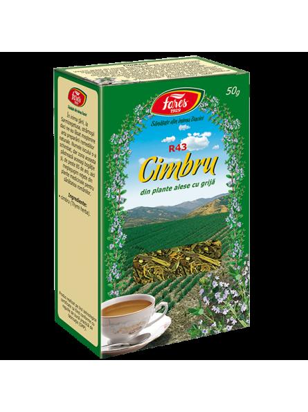 Ceai de cimbru R43 50g Fares