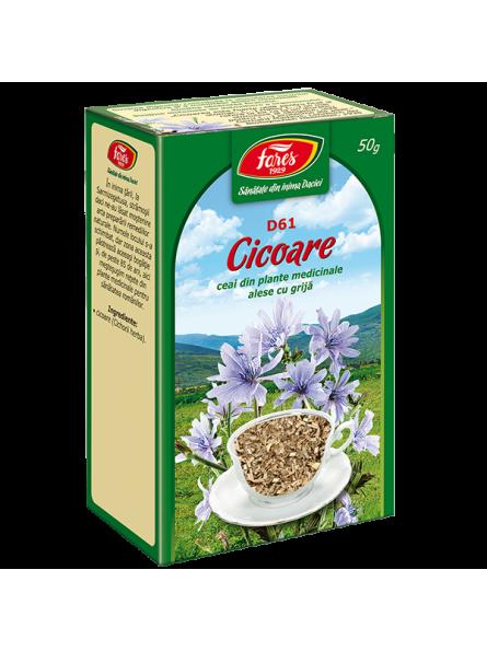 Ceai de cicoare 50g Fares