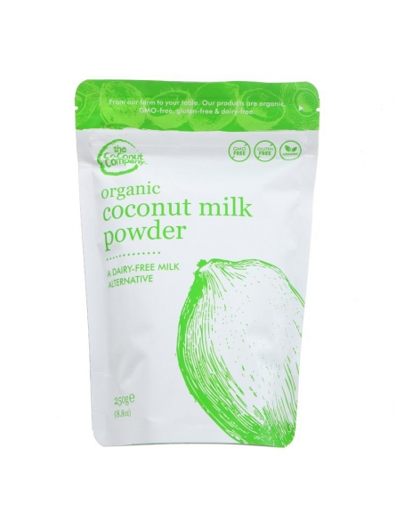 Pudra bio de lapte de cocos...