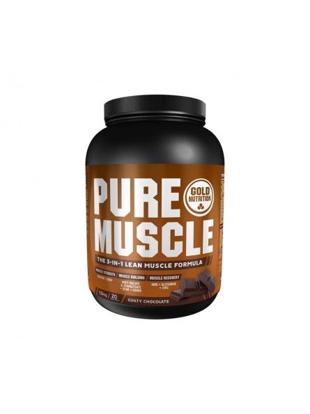 Pure Muscle cu ciocolata...