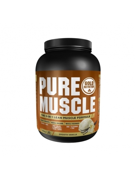 Pure Muscle cu vanilie...