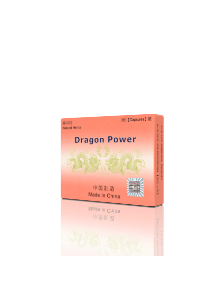Dragon Power 3 capsule Maxmed