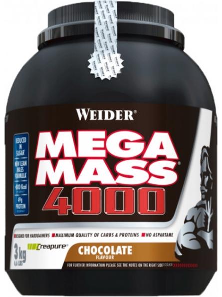 Pudra proteica Mega Mass cu...
