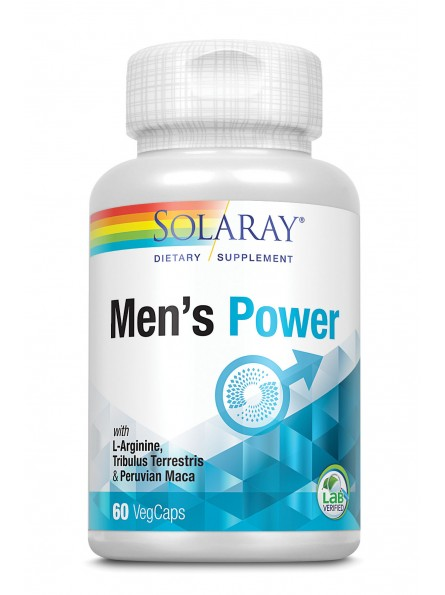 Men's Power 60 capsule Solaray