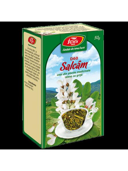 Ceai de flori de salcam D60...